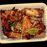 Kippenvleugels Thai-style